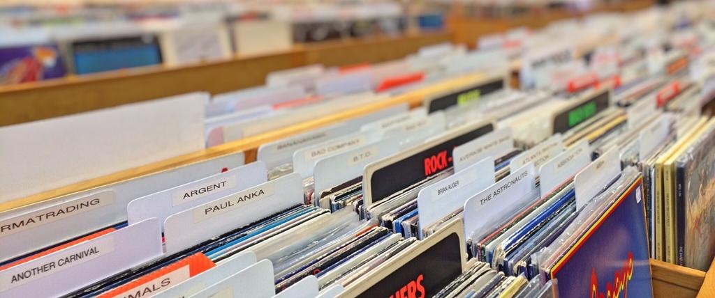 musica di sottofondo in negozio